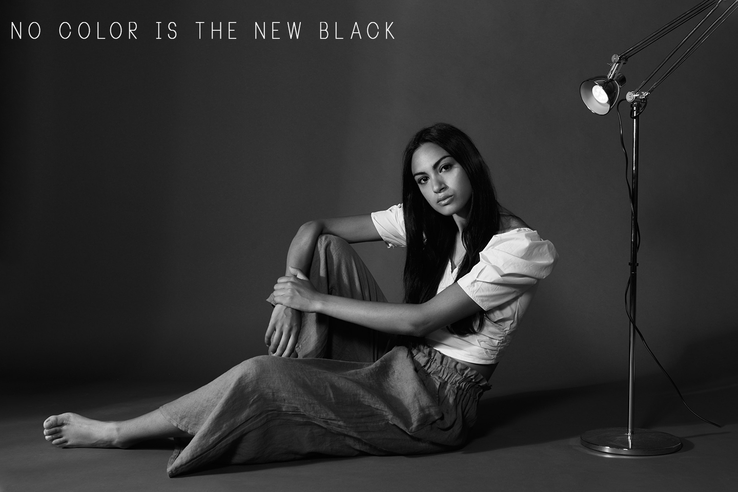 No Color Is The New Black